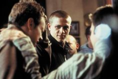 Charlie Hunnam I liked him in this movie Green Street Hooligans