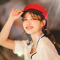 유정's account @you_r_love @my_lover_ddo . . With FILA 2019 #김유정 #kimyoojung #kimyoujung @fila_korea #김유정패션 #김유정운동화 #휠라 #FILA Child Actresses, Korean Actresses, Korean Actors, Actors & Actresses, Kim Joo Jung, Moonlight Drawn By Clouds, Airport Style, Korean Fashion, Beautiful