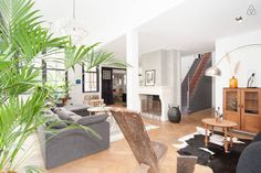 School Loft in Amsterdam. 3 bedrooms, 2 bathrooms, spacious appartment, 240m2  | Airbnb