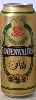 Lidl Grafenwalder Pils 4,55 Tölkki(1997 vahvuus 4,8%)