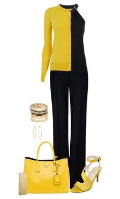 Office by deana-floyd on Polyvore featuring polyvore fashion style Oasis MICHAEL Michael Kors STELLA McCARTNEY Nine West Prada Jennifer Lopez Rosa de la Cruz clothing