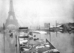 Paris, Flooded. 1910.
