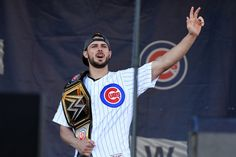 With MVP in hand, Kris Bryant's résumé approaching legend status = Kris Bryant is very good. This isn't exactly breaking news, but it's hard to think of something else to say that accurately portrays what's so great about the Cubs' third baseman. With Bryant being named the National League MVP, at.....