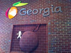 Flat Stanley paid a visit to the Visitor Information Center in Augusta, located on I-20 West. Flat Stanley traveled all the way from California to the beautiful Peach State!
