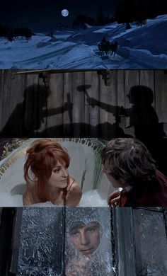 Sharon Tate in The Fearless Vampire Killers / Dance of the Vampires (Roman Polanski, 1967)