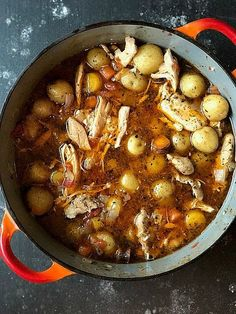 One Pot Paleo Chicken & Veggies - Life Made Full