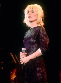 Blondie/Debbie Harry.