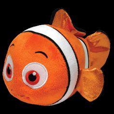 56cf8b6d9cc NEMO - fish sparkle Beanie Buddies