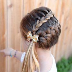 #cute #braids #girly #hairstyle #hairstyleforkids #girly #hairgoals