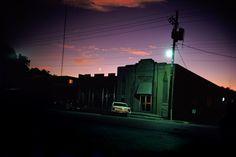 """Untitled (Downtown Morton, Mississippi),"" ca. 1970 - William Eggleston"