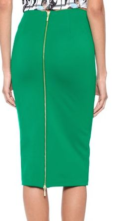 pencil skirt with zipper down it http://rstyle.me/n/nds4kbna57
