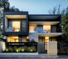 Architecture Discover New exterior modern house colors woods ideas House Front Design Modern House Design House Elevation Design Case Contemporary Decor Kitchen Contemporary Contemporary Apartment Modern Decor Contemporary Cottage House Front Design, Modern House Design, Modern House Facades, House Elevation, Facade House, Contemporary Decor, Kitchen Contemporary, Contemporary Cottage, Contemporary Apartment