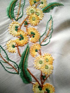 11 Best Australiana Embroidery Kits Images Embroidery Kits