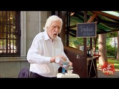 ▶ Epic Old Man - Lighter Fluid Disaster Prank! - YouTube