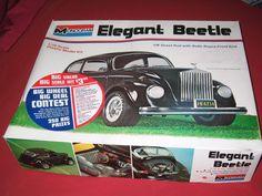 Monogram Elegant Beetle 1/16 Scale FOR PARTS, MISSING BODY #Monogram Hobby Kits, Beetle, Hobbies, Scale, Monogram, Elegant, Toys, Ebay, June Bug