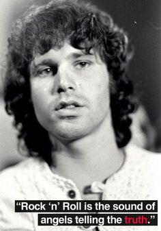 word, Jim Morrison.