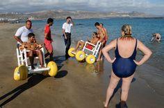 Ayuntamiento recibe el Certificado de Accesibilidad Universal para la playa de Las Canteras http://www.miplayadelascanteras.com/n_items.asp?id=10823&s=1&txt=actualidad&m=0