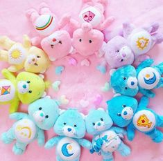 Kidcore is another aesthetic that many people try to be. It mainly consists of rainbow and child like items. It's such a cute and pretty aesthetic. Rainbow Aesthetic, Pink Aesthetic, Aesthetic Vintage, Kawaii Room, Kawaii Cute, Toys Shop, Little Princess, Plushies, Softies