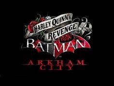 Batman Arkham City Harley Quinn's Revenge Trailer [HD]