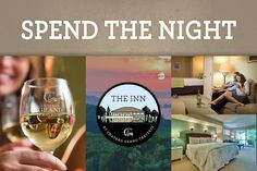 Chateau Grand Traverse is one of Michigan's oldest wineries located north of Traverse City, offering wine tours, a winery Inn, and premium wine tasting.