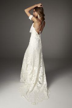 Moon Gown | Rue De Seine Wedding Dress Collection