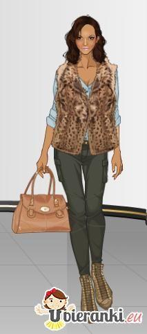 Idealna stylizacja do pracy? :) Spróbuj sama stworzyć coś modnego! http://www.ubieranki.eu/ubieranki/7150/spodnie-bojowki.html