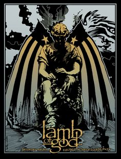 Lamb Of God. Electric Factory. Killadelphia.