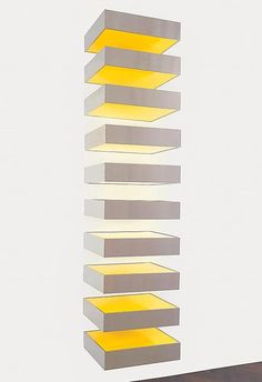 Donald Judd     | Untitled, 1968