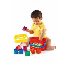 Fisher-Price K7167 Baby's eerste blokken? Bestel nu bij wehkamp.nl