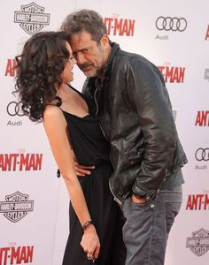 Pin for Later: Jeffrey Dean Morgan Has Been So Damn Sexy For Years, and We Need to Finally Honor It When He Was Adorable With His Girlfriend and You Briefly Forgot How Much You Envy Her