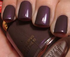 Revlon's Perplex.... A very pretty and classic looking colour.