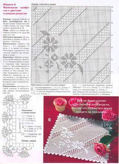 Sex chat lookers - Her Crochet Filet Crochet Charts, Crochet Diagram, Crochet Motif, Crochet Designs, Crochet Doilies, Crochet Lace, Crochet Patterns, Crochet Decoration, Crochet Home Decor