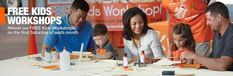 Hey, It's Free! - Free Home Depot Kids Workshop on March The next free Kids Workshop at Home Depot will be held on Saturday,… - View Weekend Activities, Summer Activities For Kids, Home Depot Kids Workshop, Fun Crafts, Crafts For Kids, Building For Kids, Free Fun, Cub Scouts, Next At Home