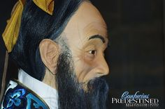 Confucius was a moral philosopher, prophet and sage who lived from 551 to 497 B.C.  He propounded ideas which developed into a sophisticated code of ethical behavior, the principles of which have governed of the lives Chinese people.     Confucious ( 孔子 ) is an important intellectual in Chinese education and history.