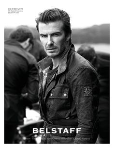 David Beckham for Belstaff Spring/Summer 2014 Campaign image belstaff spring summer 2014 campaign david beckham photos 0001