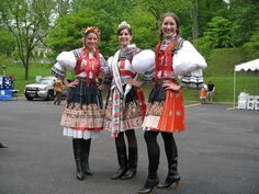 NATIONAL CZECH COSTUMES - Google Search