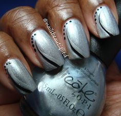 Look Book: Always A Silver Lining | Nails Beautiqued