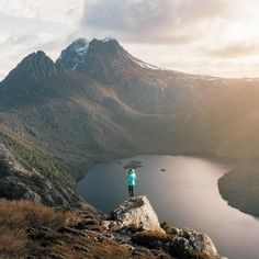 Cradle Mountain National Park, Tasmania Australia|West Coast