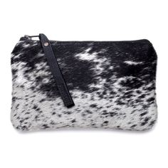 A super chic wallet for carrying all the necessities.