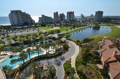 Luau I 7108 - 11th floor - 1BR 1BA - Sleeps 4 #beachside #luau #rental #sandestin #myvacationhaven