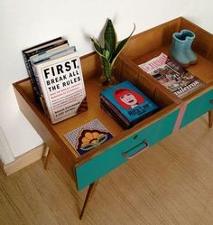 14 Ways To Convert Old Dresser Drawers Into DIY Masterpieces For Your Home