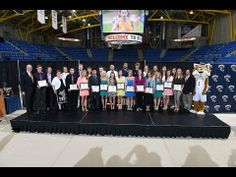 "Video replay of entire Quinnipiac Athletics Awards on May 4, 2014"" http://youtu.be/3us7J_B1RFE"
