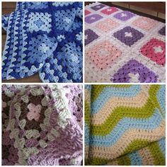 From Brazilian crochet blog Linhas imaginárias