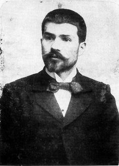 Constantin Brâncuşi, Romanian born sculptor. Considered the patriarch of modern sculpture.