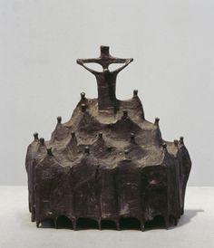 Fritz König - Golgatha (1956), lead | skulpturenmuseum-im-hofberg.de