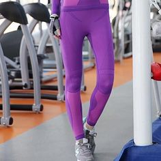 Detector Women Yoga Leggings Sport High Waist Slim Running Fitness Workout Spring Winter Women Legging pants