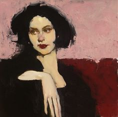 A MOMENT's THOUGHTS by Milt Kobayashi (Japanese-American b1970 NY, US)