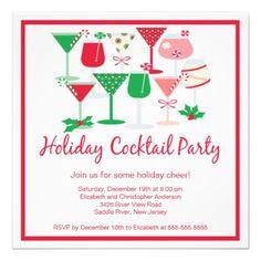 cocktail party invitation dinner invitation birthday invitation retro invitation printable glamorous sweet events party ideas pinterest - Christmas Cocktail Party Invitations