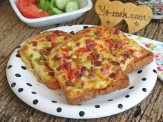 Stale Bread Pizza Recipe | Recipes (From Turkish Cuisine) In English