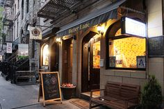 Nicole Loher's tour of the east village